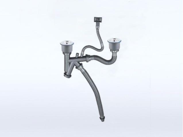 欧顺诺:如何安装厨房下水管