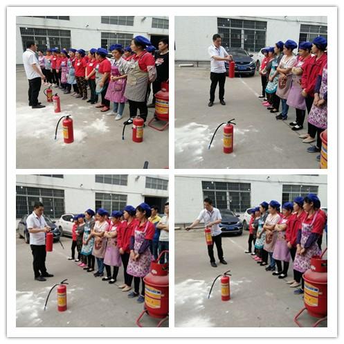 欧顺诺消防培训